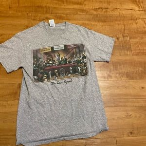 Delta The Last Suppah Sports Graphic Tee medium